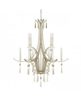 Capital Lighting 4960WG-000 Berkeley 33 Inch Chandelier