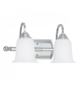 Capital Lighting  1792CH-219  Capital 179 Bath Bar 2 Light