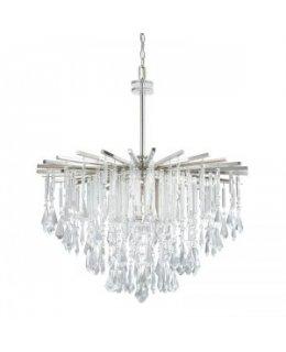 Capital Lighting 7025PN-CR  Carrington 30 Inch Chandelier