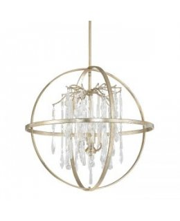 Capital Lighting 3184WG-CR Carrington Pendant