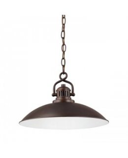 Capital Lighting 3798BB Classic 379 15 Inch Pendant
