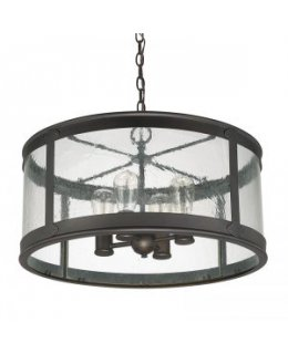 Capital Lighting 9568OB Dylan Large Pendant