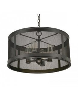 Capital Lighting 9618OB Dylan Large Pendant