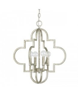 Capital Lighting 4541AS 19 INCH Ellis Pendant