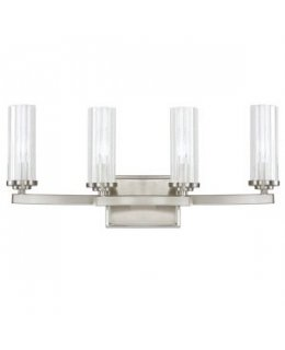 Capital Lighting  8044BN-150 Emery Bath Bar 4 Light