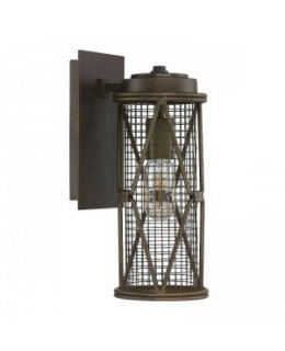 Capital Lighting 4891OR Jackson Lantern Wall Sconce