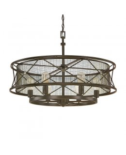Capital Lighting 4896OR Jackson 32 Inch Pendant