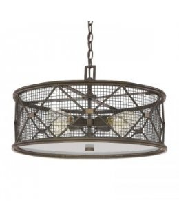 Capital Lighting 4894OR Jackson 22 Inch Pendant