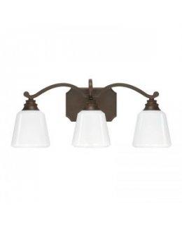 Capital Lighting 8113BB-300 Leigh Bath Vanity 3 Light
