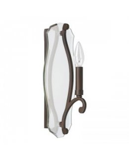Capital Lighting 4701BB-000 Leigh Wall Sconce