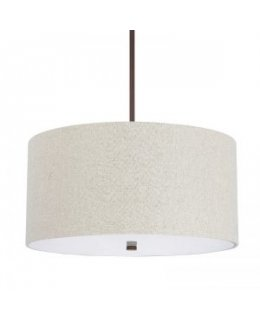 Capital Lighting 3922BB-613 Loft Round Pendant