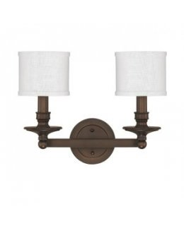 Capital Lighting 1237BB-451  Midtown Bath Vanity 2 Light