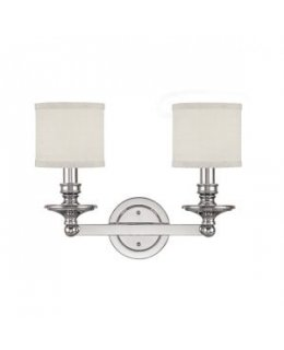 Capital Lighting 1237PN-451 Midtown Bath Vanity 2 Light