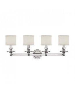 Capital Lighting 1239PN-451 Midtown Bath Vanity 4 Light