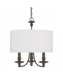 Capital Lighting 3913BB-453 Midtown 20 Inch Chandelier