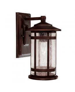 Capital Lighting  9951BB 7 Inch Mission Hills Outdoor Wall Sconce