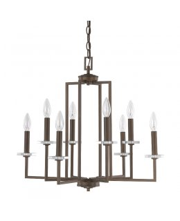 Capital Lighting 4818BB Morgan 32 Inch Chandelier