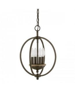 Capital Lighting 4864BA 13 Inch Perry Pendant
