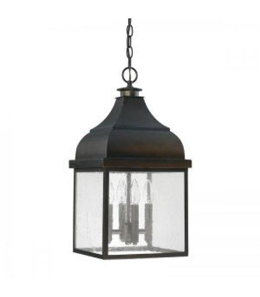 Capital Lighting 9646OB  Westridge Outdoor Pendant