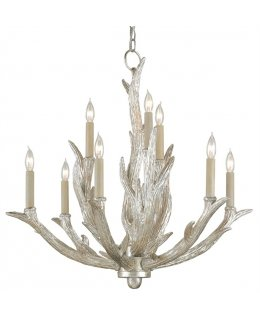 Currey & Company 9410-CC Haywood Chandelier