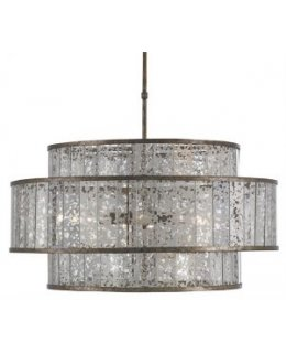 Currey & Company 9454-CC Fantine Large Chandelier