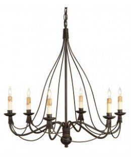 Currey & Company 9421-CC Trademark Chandelier