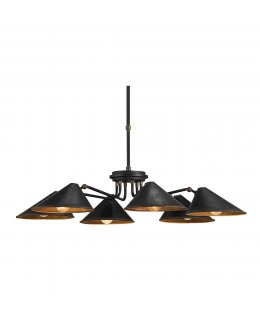 Currey & Company 9308-CC Fainlight Chandelier