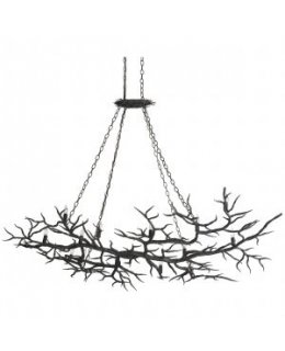Currey & Company 9007-CC Rainforest Chandelier