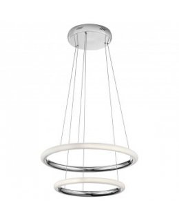Elan Lighting ELA-83957 Dosh Double Ring LED Pendant