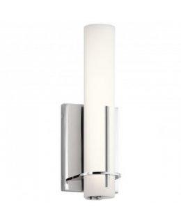 Elan Lighting ELA-83944 Traverso LED Wall Scone Light Fixture Chrome Finish