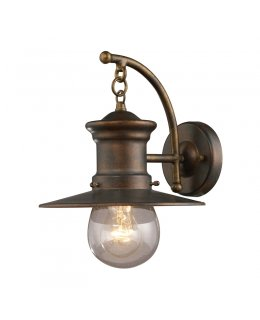 Elk Lighting 42006-1 Maritime Outdoor Hanging Wall Sconce