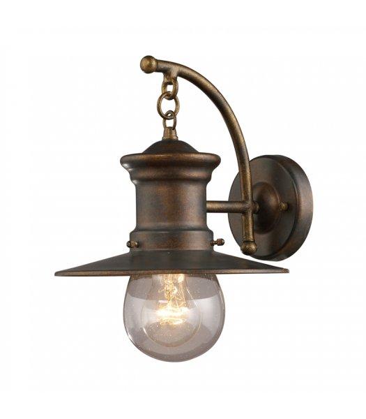 Elk Lighting 42006-1 Maritime Outdoor Hanging Wall Sconce