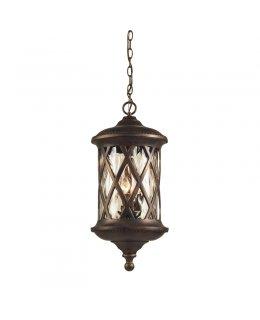 Elk Lighting 42033-3 Barrington Gate Outdoor Pendant