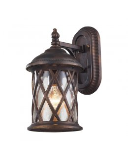 Elk Lighting 42036-1 Barrington Gate 5 Inch Outdoor Wall Sconce