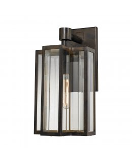"Elk Lighting 45146-1 Bianca 10"" Outdoor Wall Sconce"