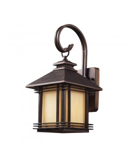 Elk Lighting Model # 42100-1 Blackwell Outdoor Wall Sconce Hazelnut Bronze Finish