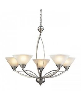 Elk Lighting 7637-5 Elysburg 28 Inch Chandelier