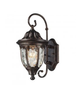 Elk Lighting 45002-1 Glendale 14 Inch Outdoor Wall Sconce