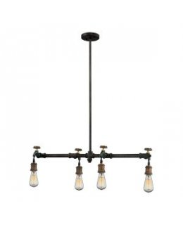 Elk Lighting 14288-4 Jonas 35 Inch Chandelier