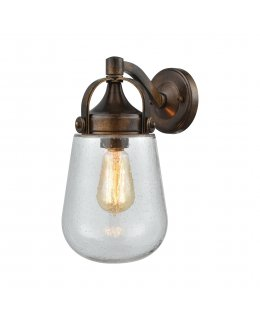 Elk Lighting 42550-1  Lowden Outdoor Wall Sconce