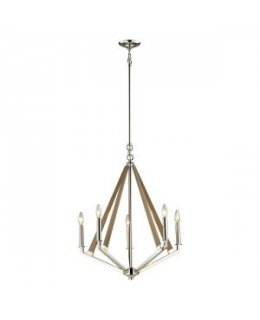Elk Lighting 31475-5 Madera 24 Inch Chandelier
