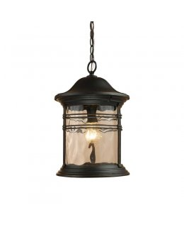 Elk Lighting 08160-MBG  Madison Outdoor Pendant