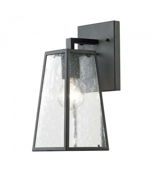 "Elk Lighting 45090-1 5"" Meditterano Outdoor Wall Sconce"