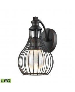 Elk Lighting 42510-LED Osage Outdoor Wall Sconce