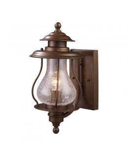 Elk Lighting 62005-1  Wikshire Outdoor Wall Sconce