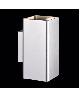 Eurofase Lighting Model 28302-018 Lungo LED Outdoor Wall Sconce Aluminum-Frosted Finish