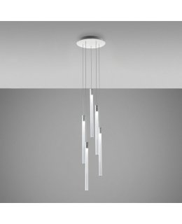 Fabbian F3282 A 00 Tobby Multi Light Pendant
