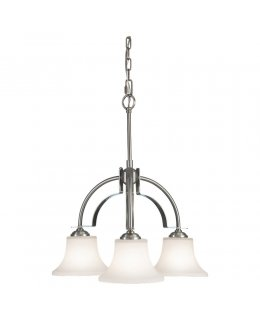 Feiss Lighting F2050-5GBZ 26 Inch Morningside Chandelier