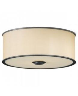 Feiss FM291DBZ Casual Luxury Semi Flush Ceiling Mount
