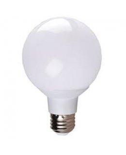 MX6G25DLED27  G25 LED Globe (40W Eq) Bulb E26 Base 6W 2700K 450 Lumens
